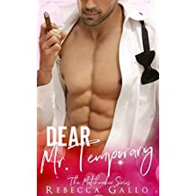 Dear Mr. Temporary (The Matchmaker Series) (English Edition)