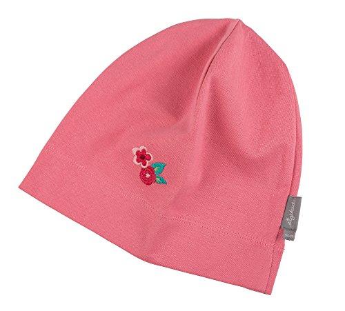 Sigikid Mädchen, Mini Mütze, Rosa (Blush 621), L (Herstellergröße: 54/56)