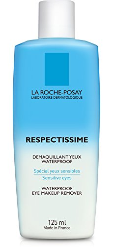 La Roche-Posay Respectissime Make-Up-Entferner für wasserfestes Augen-Make-Up, 125 ml