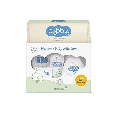 Bebble Welcome Baby Collection - Set