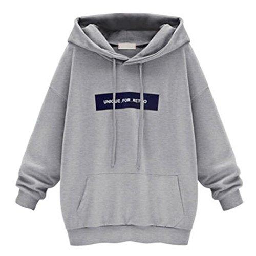 Sonnena Long Pullover Hoodies For Women Women's Hooded Sweatshirt Jumper Womens Sweatshirts For Women Hoodie Printed Loose Casual Oversized Sweatshirts Sweat Tops Jumpers Shirts