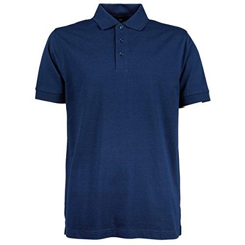 Tee Jays Herren Luxury Stretch Polo-Shirt, Kurzarm (XL) (Indigo)