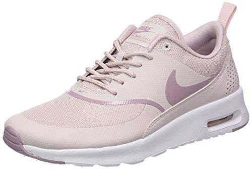Nike Damen Wmns Air Max Thea Gymnastikschuhe - Grau (Barely Rose/Elemental Rose/White 612) , 41 EU