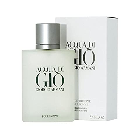 Armani Acqua Di Gio homme/men, Eau de Toilette, Vaporisateur/Spray, 1er Pack (1 x 100 ml)