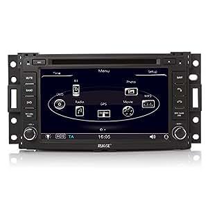 koolertron-Autoradio DVD pour HUMMER H3 /BUICK Terraza /CHEVROLET Corvette /PONTIAC Montana SV6 /CHEVROLET Uplander /SATURN Relay DVD GPS système de navigation avec écran tactile