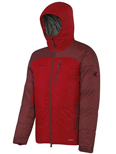 Mammut Ambler Hooded Jacket d'inferno/andorra