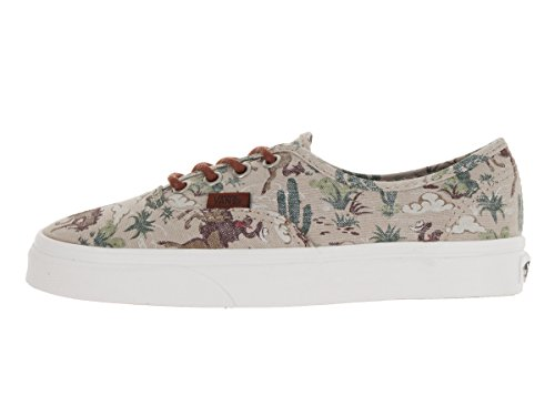 Vans Authentic, Baskets Basses Mixte Adulte desert cowboy