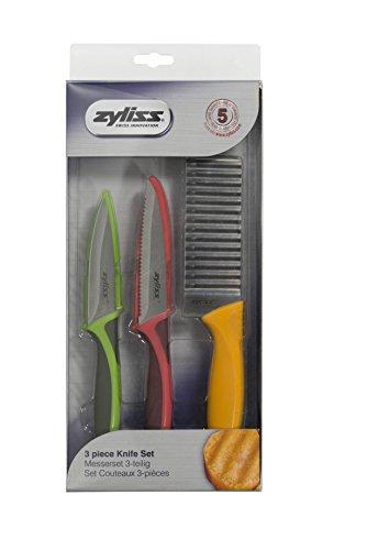 5011268877568 Ean Zyliss E920130 Crinkle Messer Set Upc Lookup