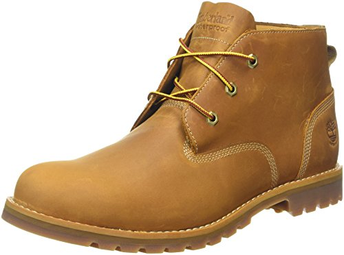 Timberland Larchmont Chk, Boots Chukka avec léger rembourrage homme Marron - Braun (Wheat)