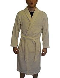 Peignoirs de bain Personnalisés pour hommes robes de chambre cadeaux avec Nom Brodés