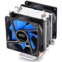 CPU dual ventola di raffreddamento silenziosa Xagoo