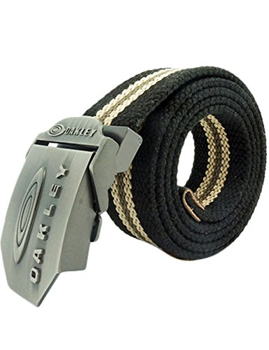 menschwear-mens-adjustable-cotton-canvas-belt-metal-buckle-military-style-black-stripe