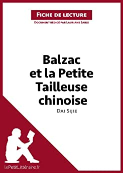 resume livre balzac et petite tailleuse chinoise
