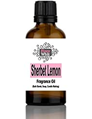 10ml Fragrance Oil - Candle, Bath bomb, Soap, Bath Salts, cosmetic Making fragrant Scent ( 8. Sherbet lemon )