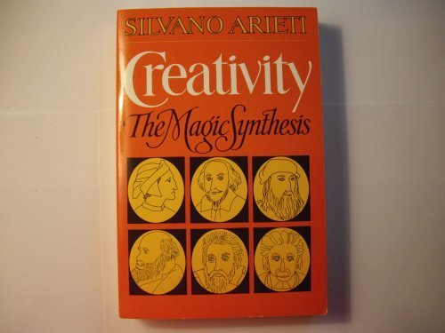 Creativity by Silvano Arieti (1987-09-01)