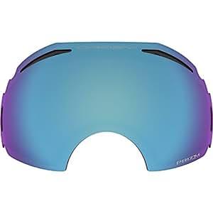 Oakley Airbrake Masque de Ski Mixte Adulte, Prizm Sapphire Iridium