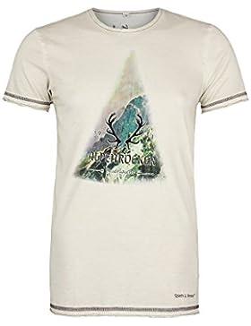 Herren Spieth & Wensky Trachten T-Shirt