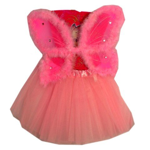 Madcaps Pink Fairy Costume For Girl