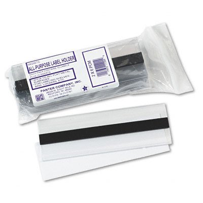 Panter PCM2 claires Porte--tiquettes magn-tiques 6 x 2 D-gag- 10