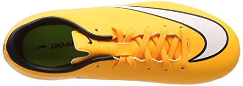 Nike JR Mercurial Victory V FG (651634-690) Orange (Laser Orange/white/black)