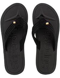 e29334050 Superdry Cove Sandal - Black Black (Textile) Mens Sandals