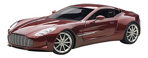 AUTOart- Miniature Voiture de Collection, 70245, Rouge