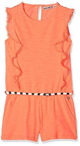 Garcia Kids Mädchen Latzhose P82685, Orange (Sunset Orange 2770), 164 (Herstellergröße: 164/170)