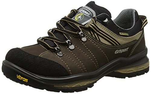 7a7172929ec Grisport Unisex Adults' Rogue Low Rise Hiking Boots, Brown (Brown), 4