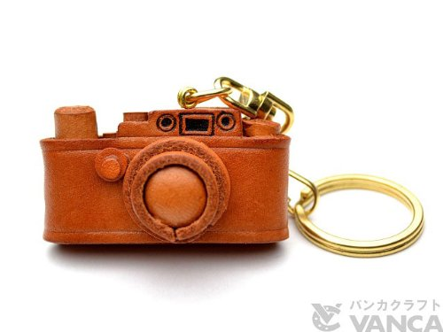 Preisvergleich Produktbild [Handmade made in Japan, new, leather craftsman] story KH Chain Leica camera [VANCA] (japan import)