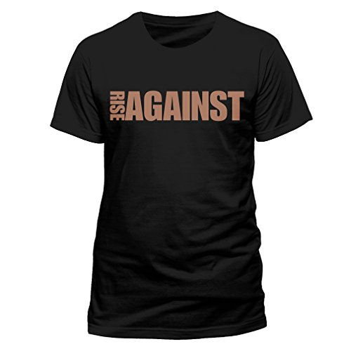 Rise Against -  T-shirt - Uomo nero Medium