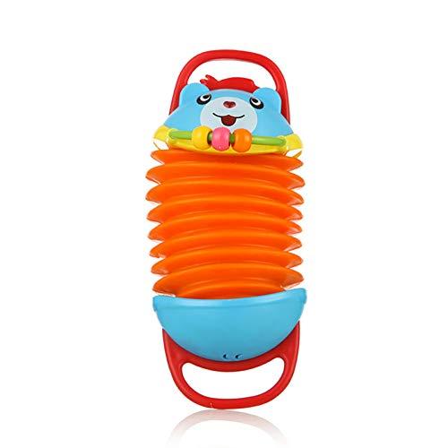 Xiton Bären Instrument Akkordeon Spielzeug intelligentes Akkordeon Spielzeug für 6 Monate alte Babys und KleinKinder geeignet