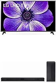 LG 75UN71006LC 189 cm (75 Zoll) UHD Fernseher (4K, Triple Tuner (DVB-T2/T,-C,-S2/S), Active HDR, 50 Hz, Smart