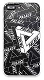 FRANCE DIFFUSION Coque Palace iPhone 6 6S Skateboard Plastique Dur Noir Livraison Gratuite