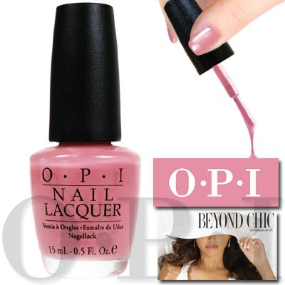 OPI Vernis à ongles Heart Throb H18 (rose) 15 ml