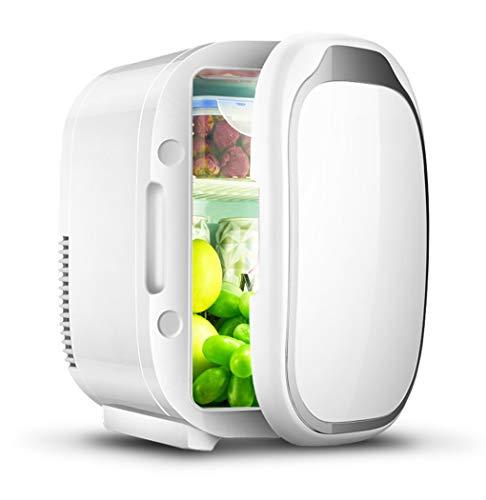 Preisvergleich Produktbild Y&Jack Mini-Kühlschrank Elektrischer Kühler und wärmerer Kühlschrank Tragbarer Autokühlschrank Elektrischer Kühler Gefrierschrank zum Fahren,  Reisen,  Angeln,  Outdoor,  Zuhause