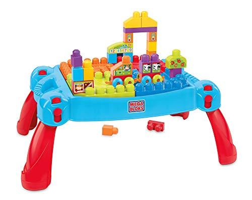 Mega Bloks Mattel CNM42 - BAU und Spieltisch (Mega Blok Bau)