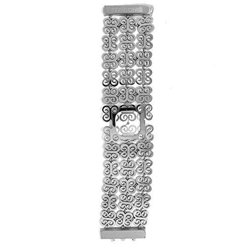 Roberto Cavalli timewear Reloj mujer filigrana 2H Silver D.S Mod.7253145515