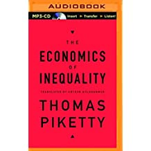The Economics of Inequality by Thomas Piketty (2015-10-06)