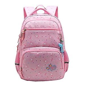 41e27UzfMuL. SS300  - SellerFun UKXB106 - Mochila Infantil Niños, 16 L Style B Pink (Rosa) - UKXB426E2
