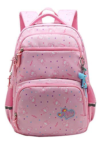 SellerFun UKXB106 – Mochila Infantil Niños, 16 L Style B Pink (Rosa) – UKXB426E2