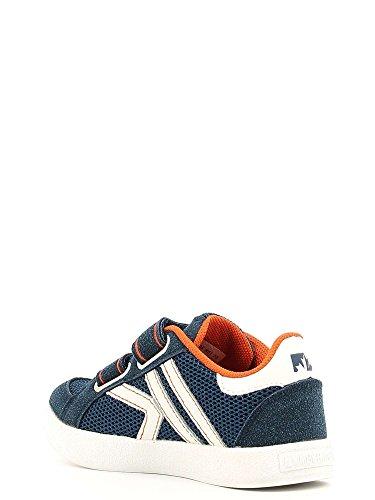 Lumberjack SB02205 005 N51 Sneakers Bambino Blu