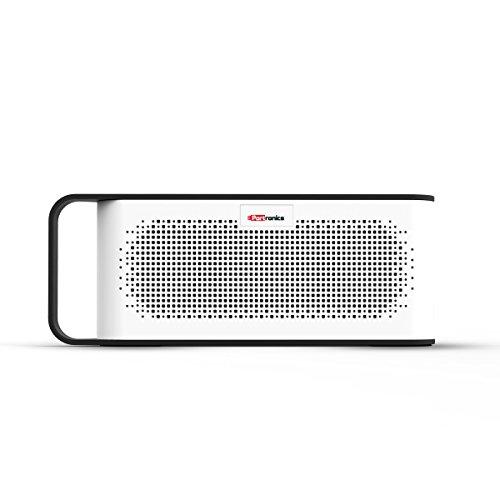 Portronics POR-775 SoundGrip Rechargeable Portable Bluetooth Wireless Stereo Speaker (Gray)