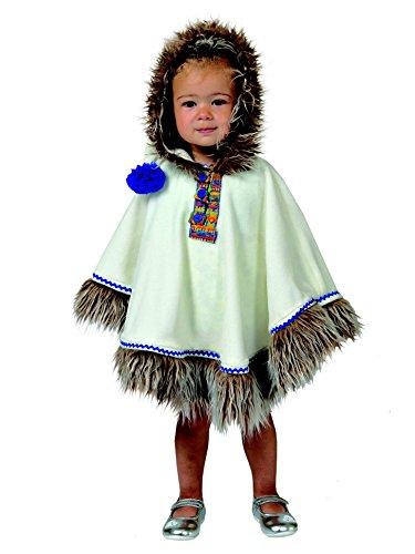 Kostüm Eskimo Baby - Generique - Eskimo-Kostüm für Babys