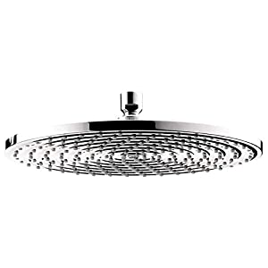 Hansgrohe 27493001 de 12 inch Raindance S 300 Air Shower Head, Chrome by Hansgrohe
