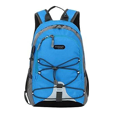 HCFKJ Schultasche, Kinder Jungen Mädchen Wasserdichte Outdoor Rucksack Bookbag Schultasche Trekking