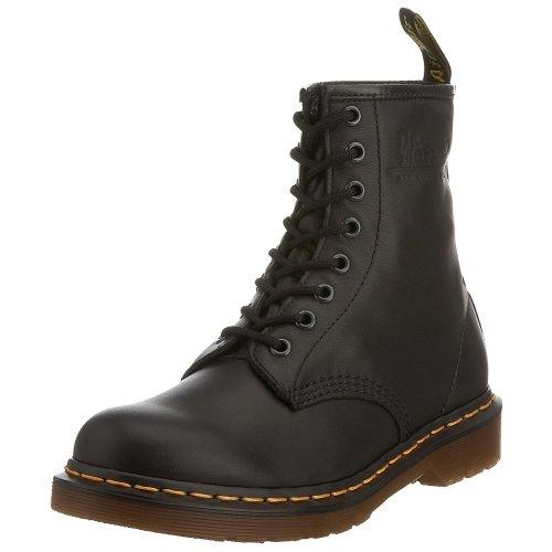 Dr.Martens 1460 8 Eyelets Black Womens Boots Noir