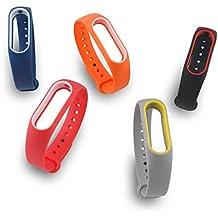 LafeiRabbit Smart Mi Band 2 Sangle de Remplacement, Poignet Bande Bracelet de Rechange pour Xiaomi Mi 2