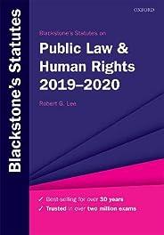 Blackstone's Statutes on Public Law & Human Rights 2