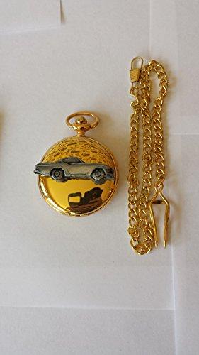 volvo-p-1800s-ref279-pewter-effect-emblem-on-a-polished-gold-case-mens-gift-quartz-pocket-watch-fob-