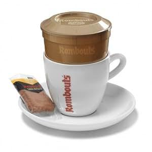 Rombouts origine Fairtrade une tasse filtres à manches de 10